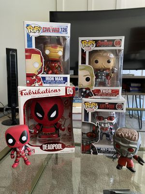 Funko POP! Action & Toy Figures (NEW / 2 OPEN BOX) for Sale in Culver City, CA