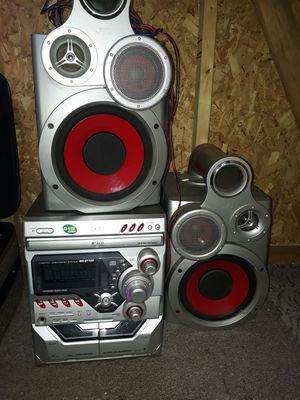 JVC MX GT700 3-Disc Stereo System for Sale in Long Branch, NJ