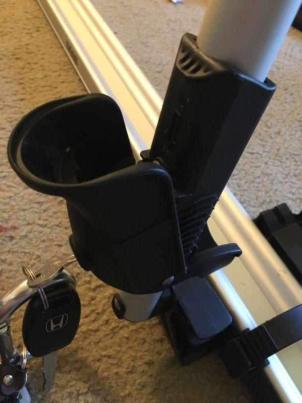 Bike Roof Rack Carrier (made by Thule) w lock & key