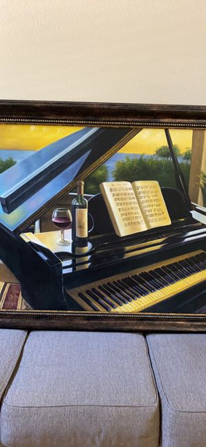 Stunning painting (56x44) for Sale in Laguna Niguel, CA