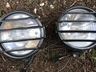 Two 7 Inch Piaa Lights for Sale in Portland,  OR