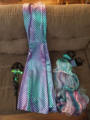 Mermaid Costume - size women's S-M for Sale in Vancouver, WA