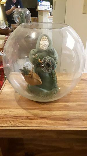 Vintage Santa Globe for Sale in Tulsa, OK
