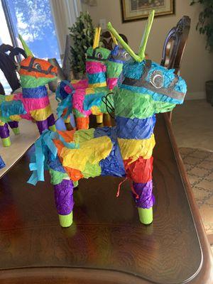 Mexican donkey piñatas for Sale in Hacienda Heights, CA