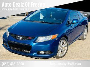 2012 Honda Civic Cpe for Sale in Fresno, CA