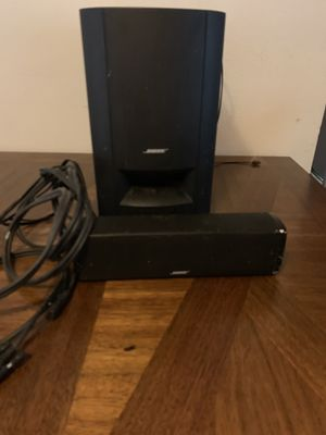 Bose Cinemate 15 for Sale in Waco, TX