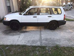 2003 Subaru forester for Sale in Tampa, FL