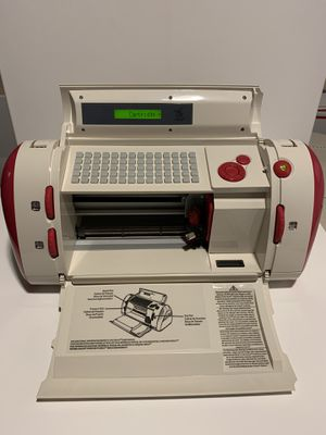Circut CRV-001 Personal Electronic Cutting Machine for Sale in Coppell, TX
