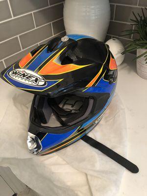 Winnex Dirt Bike Helmet for Sale in Yorba Linda, CA
