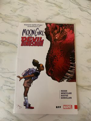 Moon Girl and Devil Dinosaur for Sale in Seattle, WA