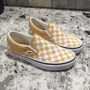 Vans (worn once!) for Sale in Zillah, WA