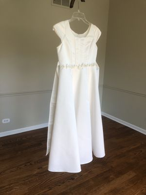 Communion/flower girl type dress for Sale in Wheaton, IL