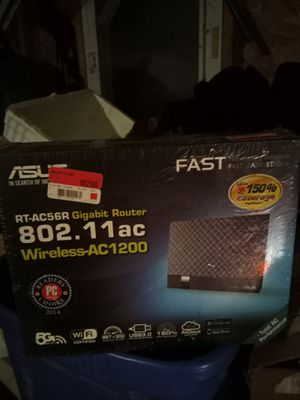 Asus router brand new in box for Sale in Burlington, NJ