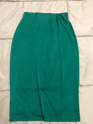 Teal pencil skirt for Sale in Chicago, IL