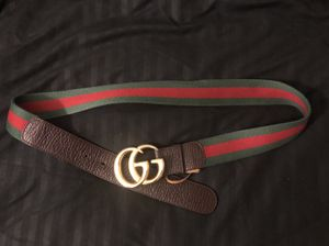 Authentic Gucci Belt Size 95/38 for Sale in Los Angeles, CA