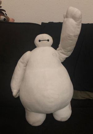 Big hero 6 Bay max plushie for Sale in Gibsonton, FL