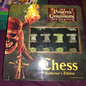 pirates of the caribbean chess for Sale in Los Angeles, CA