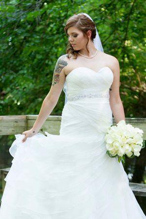 Custom wedding dress for Sale in Rochester, MN