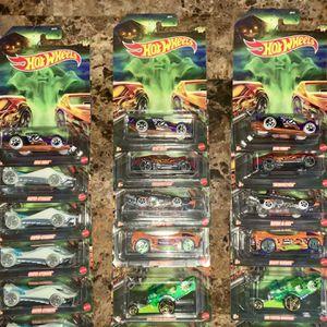 Hot Wheels Halloween Set for Sale in Lancaster, CA