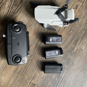 Dji Mini Drone With 3 Batteries for Sale in Tampa, FL