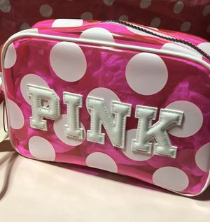 PINK beauty bag NEW *PLS READ POST! P/UP SILVERADO RANCH/BERMUDA AREA* for Sale in Las Vegas, NV