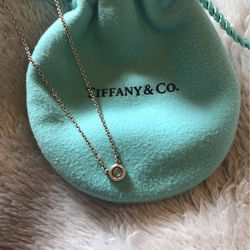 Tiffany &Co: Elsa Peretti Color By The Yard Necklace for Sale in Seattle,  WA