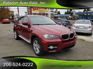 2009 BMW X6 for Sale in Seattle, WA