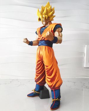 Rare Manga Animated Goku Figure Model - Dragon Ball Z for Sale in Miami Beach, FL
