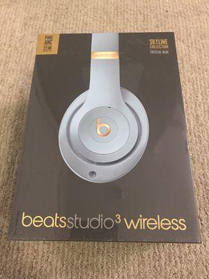 brand-new beats studio3 wireless headphone for Sale in Alexandria, VA