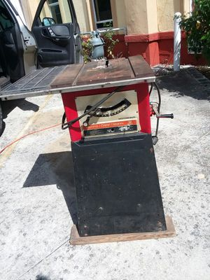 Table saw for Sale in Auburndale, FL