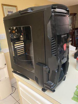 Thermaltake case black great condition. for Sale in N REDNGTN BCH, FL