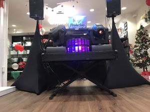 DJ equipment must sell ! for Sale in San Jose, CA