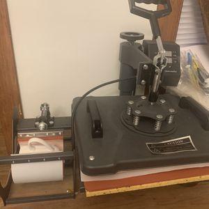 Heat Press Machine/printer for Sale in Cicero, IL