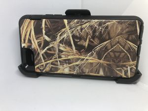 """For iPhone 6 / 6s (4.7"""") camouflage belt clip case for Sale in Redwood City, CA"""