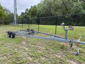 25' boat trailer for Sale in Apopka, FL