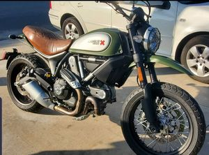 DUCATI SCRAMBLER URBAN ENDURO for Sale in Claremont, CA