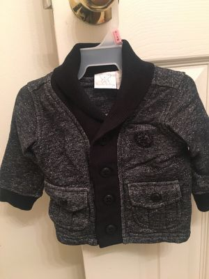Baby light weight jacket/sweater 3months for Sale in Greensboro, NC