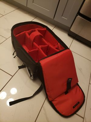Vivitar Photography Rolling Backpack for Sale in Brooklyn, NY