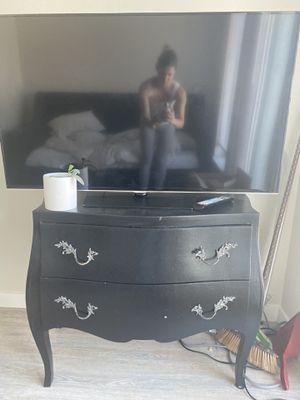Black antique dresser for Sale in Seattle, WA