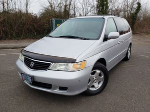2001 HONDA ODYSSEY LX Clean Title for Sale in Woodburn, OR