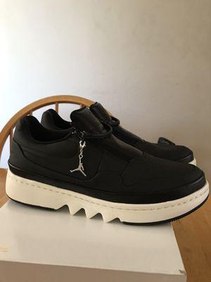 Brand new Nike air Jordan 1 jester XX low Black shoes women's size 9, men's 7.5 for Sale in La Mesa, CA
