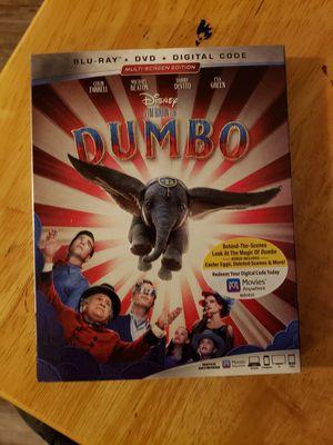 Dumbo blu ray for Sale in Pico Rivera, CA