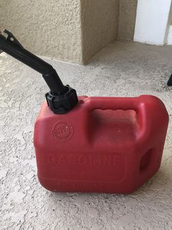 Gas Can for Sale in Windermere,  FL
