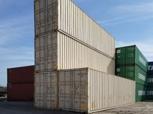 Used Containers- 40' High Cube WWT Cargo Portable Containers for Sale in Odessa, TX