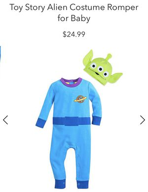 Toy story costume alien for Sale in Chicago, IL