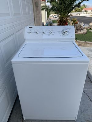 Excellent conditions Kenmore elite king size capacity washer machine for Sale in North Las Vegas, NV