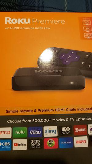 ROKU Premier 4k & HDR for Sale in Manassas, VA