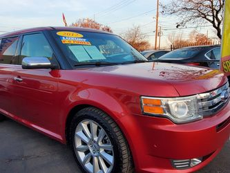 2012 FORD FLEX LIMITED ECOBOOST AWD FULLY LOADED AND RUNS EXCELLENT for Sale in Modesto,  CA
