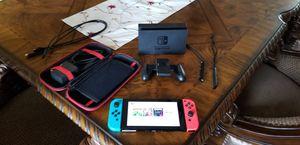 Nintendo Switch ( excellent condition ) etc... $250 obo for Sale in El Paso, TX