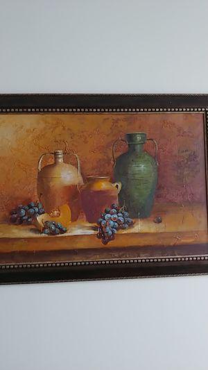 Still alive. Oil/canvas. Naturaleza muerta. Oleo/lienzo. for Sale in Miami, FL